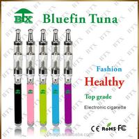 Bt2s double vaporizer top grade good shape reusable flavored e-cigarettes