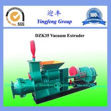 Latest products in market,DZK35 diesel engine block and brick making machine