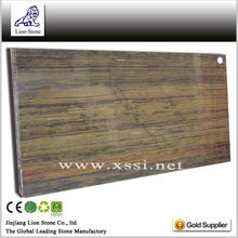 green bamboo marble
