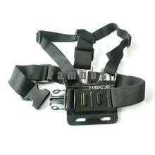 Sport Action Camera Chest Body Strap Mount Belt Harness Accessories for GoPro Hero 3+/3/2/1