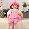 22 beautiful Intelligent baby doll toy,Intelligent dialogue real doll,baby talking doll