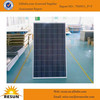 CE TUV hot sale TUV solar panel 250w made in china