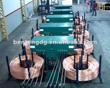 professional engineering drawing machine for copper cable wire production
