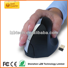 human engineering big wireless vertical mouse