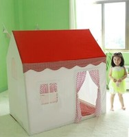 tienda infantil Indian portable baby play house photography props and indoor children educational toys cabin tent