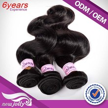 Remy brazilian micro braid hair extensions body wave natural color