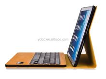 Ultra-slim Bluetooth Aluminum Keyboard Metal Case For Ipad Air