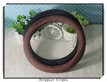 Silicone steering wheel cover and custom steering wheel cover