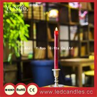 Windproof Flashing Promotion Gift Candle with Remote Control