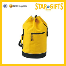 Large Capacity Round City bag waterproof 600D polyester sport backpack