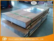 1.5mm h24 aluminum plate 1050 1100 3003 5005 5052 6061 6063