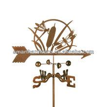 jardín decorativo libélula weathervane