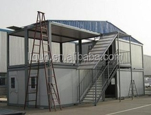 2015 china factory prefab container house house for any function