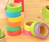 colorful painting decorative tape dispenser washi masking tape