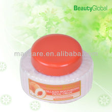 Intensive organic wholesale organic cosmetics chinese face indian face whitening cream