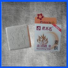 rich in vitamin wheat bran soap, massage soap
