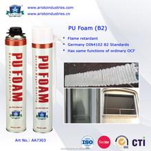 Aristo B2 Fire Retardant 750ml PU Foam/ Expanding Polyurethane Foam / Expanding Foam