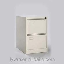 Hot Sale Steel Office Furniture Ikea 2 Drawer filing cabient