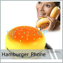 KXT-116 Wire Wired Corded Juno Hamburger Cheeseburger Burger Phone Telephone