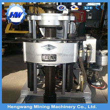 Light weight 130 meters HW-130T aluminium deep water well drilling rigs for sale