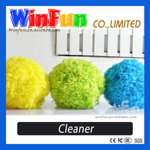 2015 Microfiber Cleaning Ball Mini Vacuum Cleaner Battery Operated