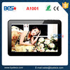 Hot Fashion Boxchip A33 Quad Core 10.1 inch google android os mid netbook mini tablet pc
