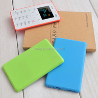 Multi Color Super Slim Small Card Size Mobile Phone