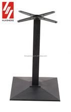 black cast iron table base table leg outdoor furniture
