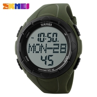 hot selling pedometer,calorie monitor and device lock multifunctional smart sport watch