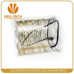 Weddind Decoration Fairy Light String Silver Wire LED String Light