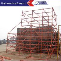 EN12810 Construction Platform Layher Ringlock Scaffolding