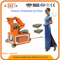 HF1-10 clay brick high demand products india automatic machine introduction
