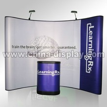 Trade Show, Exhibition, Events, Wedding Backdrop Magnetic Pop Up Display Stand
