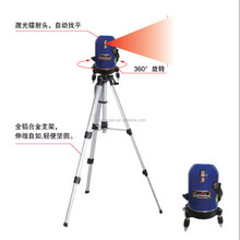 Cheap automatic rotation multi line level laser equipment