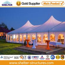 High-Class mongolian yurt tent for wedding