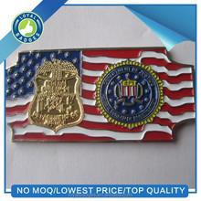 Professional custom metal pin badge souvenir