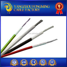 Silicone Insulated high temperature electric cable and wire with UL 3239
