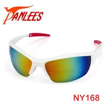 OEM UV400 Polarized Bicycle Sunglass Cheap Running Sunglasses Flashing Glasses