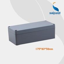 Waterproof IP66 175*80*58mm Aluminium Junction box waterproof junction Box with CE (SP-FA20)