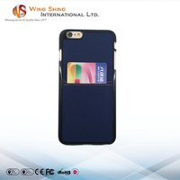 FREE SAMPLES inhouse design card holding for iphone 6s case