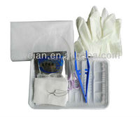 Hot Sale Disposable Sterile Medical Wound change Dressing with CE& ISO