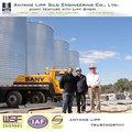 Supremo qualidade Silo para armazenamento de trigo de aço plano de fundo