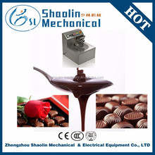 Best performance automatic small sylinder chocolate melting machine with good quality