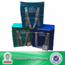 Lead Free NON WOVEN Insulated Carry Cooler Bag