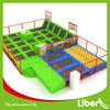 According to your size small trampoline court for kids jump