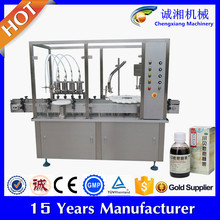 5% off automatic four head filling machine