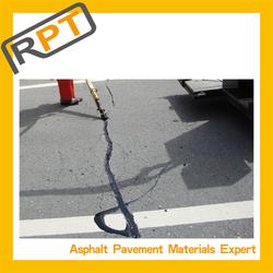 Hot pour asphalt crack filler