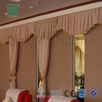Cheap used office demountable types of sliding partition wall