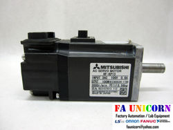 [Mitsubishi] USED HF-KP13 100W Used Servo Motor for MR-J3-10A/B CNC Part Fast Shipping