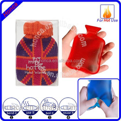 promotion gifts reusable hand warmers uk knited cover